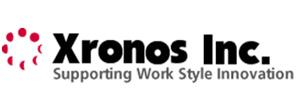 クロノス株式会社ロゴ